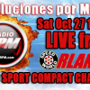 Oct 27 LIVE from WORLD SPORT COMPACT CHALLENGE
