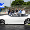 Jerry Racing Team New ET Record 6.36 sec @ 208 mph ATCO