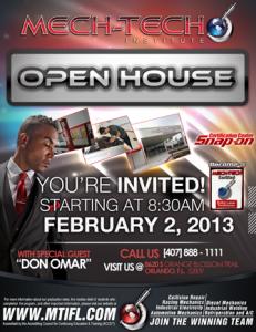 MTI-OpenHouse