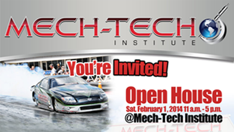 Mech-Tech Institute Open House Feb1